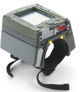 military wrist computer